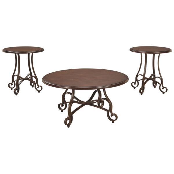 Столи Carshaw (набір із 3)