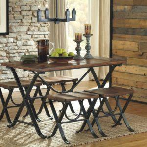 Стіл і 4 стільці Freimore